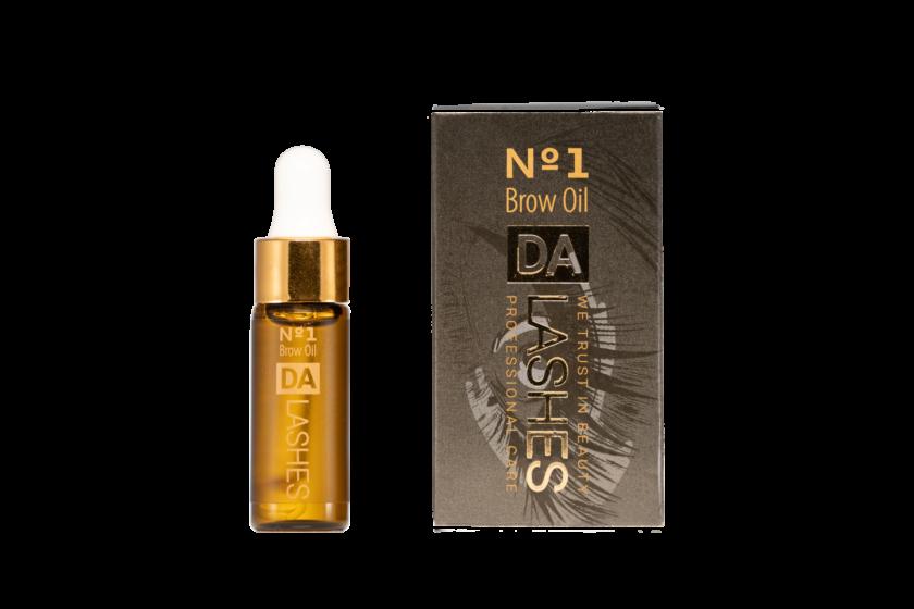 DA Lashes brow oil